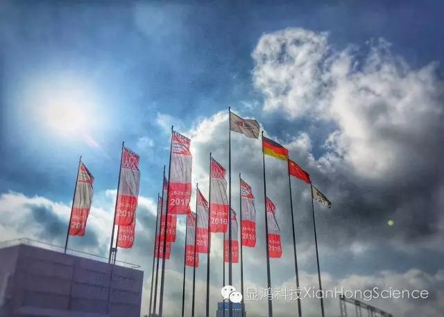 第七届中国国际线缆及线材展览会隆重开幕,显鸿科技展位人气爆棚