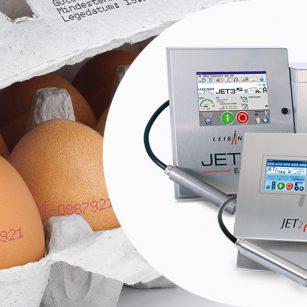 EP喷码机–鸡蛋賦碼
